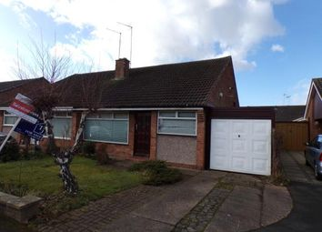 Thumbnail 3 bed bungalow for sale in Treyford Close, Silverdale, Nottingham, Nottinghamshire