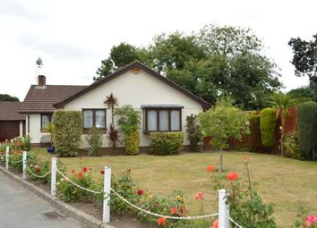 Thumbnail 3 bed bungalow for sale in Pearson Gardens, Bournemouth