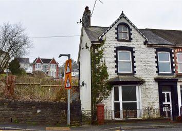 Thumbnail 3 bed end terrace house for sale in Cwmamman Road, Glanamman, Ammanford
