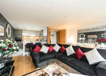 Thumbnail 2 bed flat for sale in Park View, 5 Queens Road, Hersham, Walton-On-Thames, Surrey