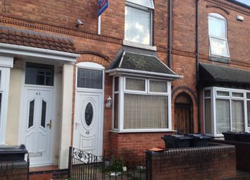 Thumbnail Room to rent in Tintern Road, Birmingham