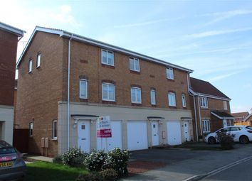 Thumbnail 3 bed terraced house to rent in Kingfisher Way, Bottesford, Scunthorpe