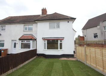 Thumbnail 2 bedroom semi-detached house for sale in Gwendoline Avenue, Hinckley
