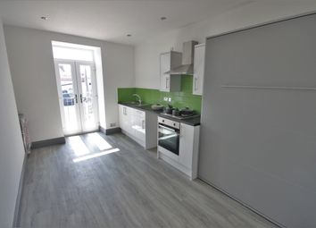 Thumbnail 1 bed flat to rent in Walter Road, Swansea