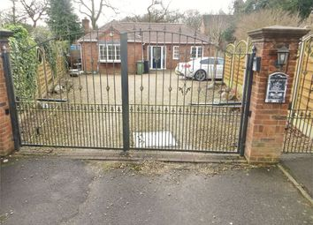 Thumbnail 2 bed detached bungalow for sale in Streetsbrook Road, Shirley, Solihull