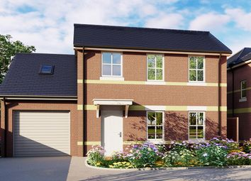 Thumbnail 4 bed detached house for sale in London Road, Stanway, Colchester