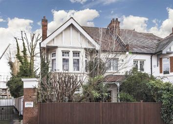 Thumbnail 5 bed semi-detached house for sale in Sutton Court Road, London