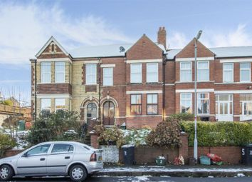 Thumbnail 2 bed flat for sale in Ombersley Road, Newport