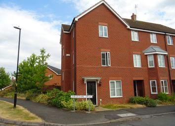 Thumbnail 5 bed end terrace house to rent in Shropshire Drive, Stoke Village, Coventry