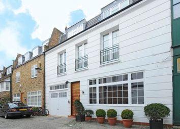 Thumbnail 3 bedroom mews house to rent in Belsize Village, Belsize Park, London