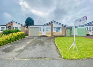 Thumbnail 2 bed detached bungalow for sale in Northwood Close, Ightenhill, Burnley