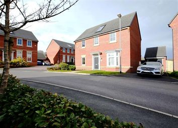 Thumbnail 4 bedroom detached house for sale in Foster Crescent, Silverdale, Newcastle-Under-Lyme