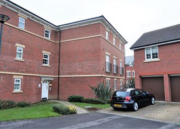 Thumbnail 2 bed flat for sale in Brean Road, Swindon