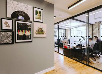 Thumbnail Serviced office to let in South Bank Central, London