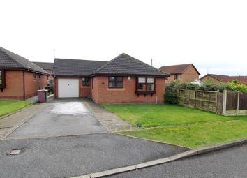 Thumbnail 3 bedroom detached bungalow for sale in Rose Way, Killamarsh, Sheffield