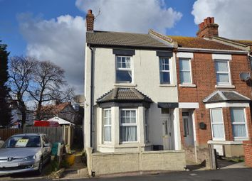 Thumbnail 3 bed end terrace house for sale in Oxford Road, Clacton-On-Sea