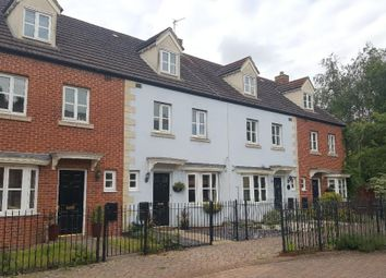 Thumbnail 4 bed town house for sale in Rutherford Place, Didcot