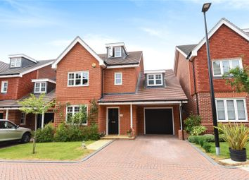 Thumbnail 4 bed detached house for sale in Saddlers Mews, Ascot, Berkshire