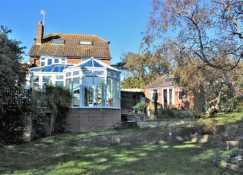 Thumbnail 4 bed detached house for sale in Burnham Close, Woodingdean