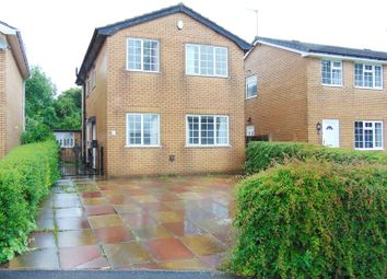 Thumbnail 3 bed detached house for sale in 21 Ivy Green Drive, Springhead, Oldham