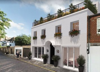 Thumbnail 4 bed terraced house for sale in Cresswell Place, London