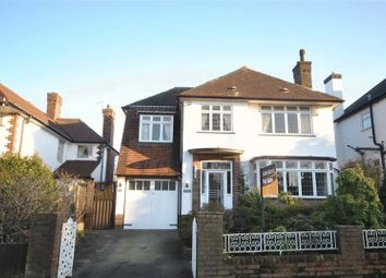 Thumbnail 4 bed detached house for sale in Blackwood Avenue, Woolton