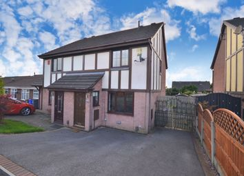 Thumbnail 3 bed semi-detached house for sale in Evesham Way, Stoke-On-Trent