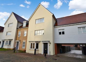Thumbnail 5 bed semi-detached house for sale in Davies Way, Flitch Green, Dunmow