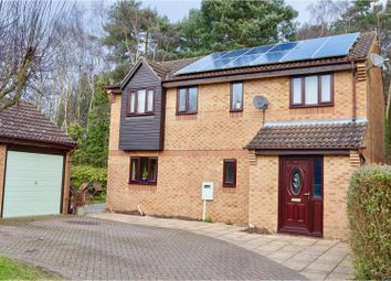 Thumbnail 4 bed detached house for sale in Jacobean Road, Lincoln