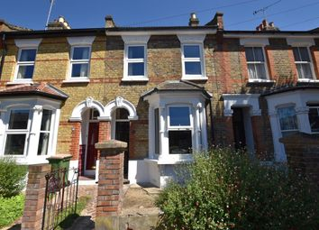 Thumbnail 3 bed terraced house for sale in Tylney Road, London