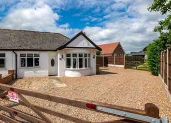 Thumbnail 2 bed semi-detached bungalow for sale in Walcott Road, Billinghay, Lincoln, Lincolnshire