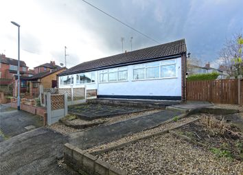 Thumbnail 2 bed semi-detached bungalow for sale in Armley Ridge Close, Leeds, West Yorkshire
