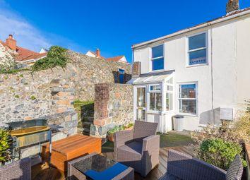 Thumbnail 2 bed end terrace house for sale in 1 Port Vase Cottages, St. Peter Port, Guernsey