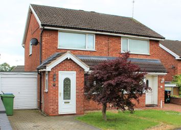 Thumbnail 2 bed semi-detached house to rent in Blackthorn Close, Marford, Wrexham