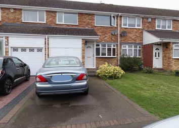 Thumbnail 3 bed terraced house for sale in Woodlands Road, Binley Woods, Coventry