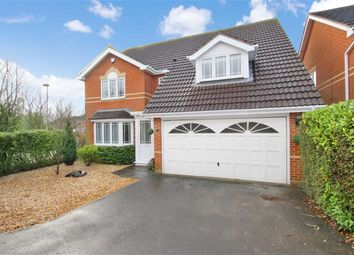 Thumbnail 4 bed detached house to rent in Baxter Close, Swindon, Wiltshire