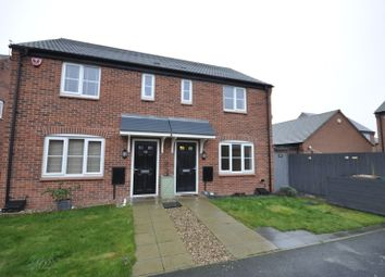 Thumbnail 3 bed semi-detached house to rent in Kimbolton Way, Boulton Moor, Derby