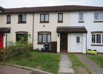 Thumbnail 3 bed terraced house for sale in Moorland Gate, Heathfield, Newton Abbot