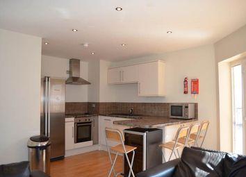 Thumbnail 4 bedroom flat to rent in Stepney Lane, Shieldfield, Newcastle Upon Tyne