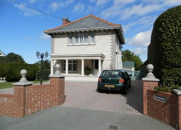 Thumbnail 3 bed detached house for sale in Tenby Road, Cardigan