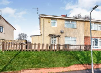 3 bed semi-detached house for sale in Darwin Drive, Newport NP20