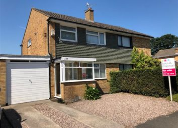 Thumbnail 3 bed semi-detached house for sale in Wetherby Way, Little Sutton, Ellesmere Port