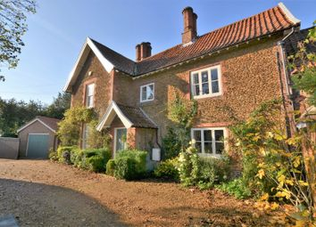 Thumbnail 4 bed semi-detached house for sale in The Green, North Wootton, Kings Lynn, Norfolk.