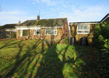 Thumbnail 3 bed detached bungalow for sale in Tarrant Drive, Wareham