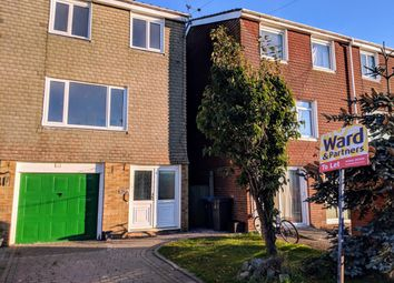 Thumbnail 4 bed town house to rent in William Pitt Avenue, Deal