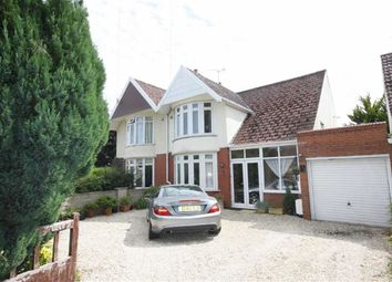 Thumbnail 3 bedroom semi-detached house to rent in Marlborough Road, Old Town, Old Town, Wiltshire