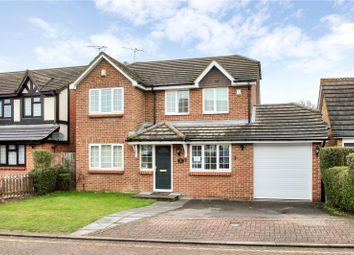 Thumbnail 4 bed detached house for sale in Crest View, Greenhithe, Kent