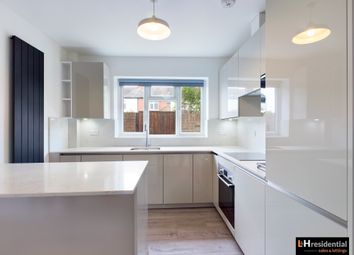 Thumbnail 4 bed end terrace house for sale in Brownlow Road, Borehamwood