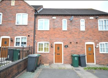 Thumbnail 2 bed terraced house for sale in Oak Street, Church Gresley, Swadlincote