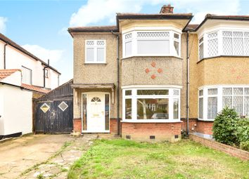 Thumbnail 3 bed semi-detached house for sale in Church Drive, Harrow